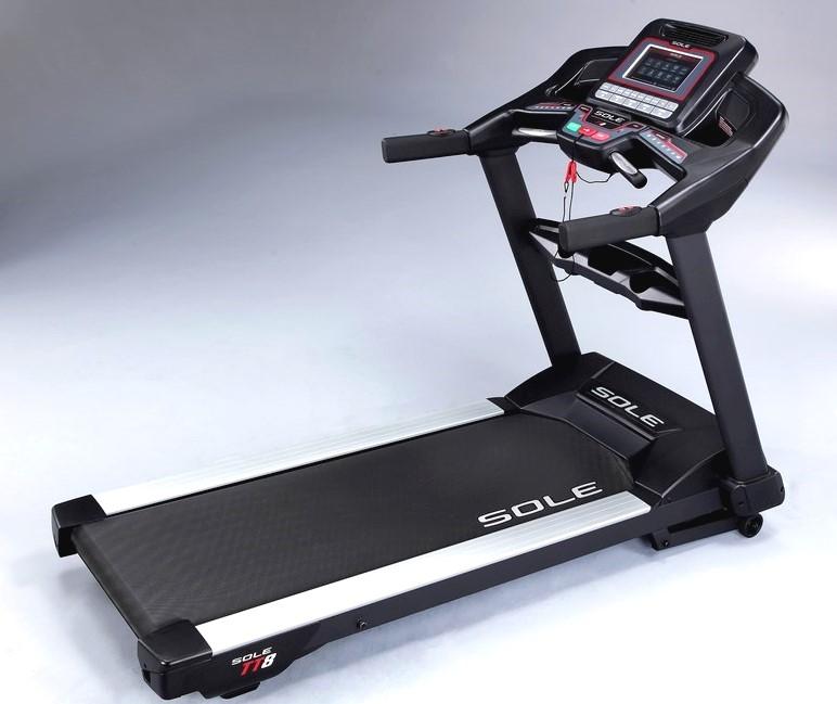 tapis roulant sole fitness tt8 4 0 7 0 ac hp 20km h 585x1525 bluetooth. Black Bedroom Furniture Sets. Home Design Ideas