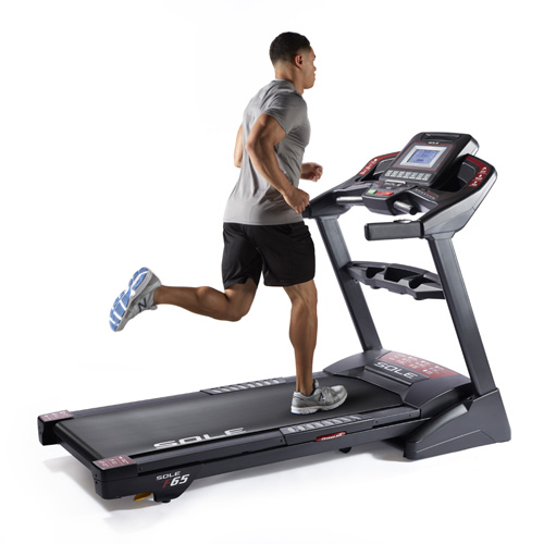 Sole Treadmill Gymkit: Tapis Roulant Elettrico Sole USA F65