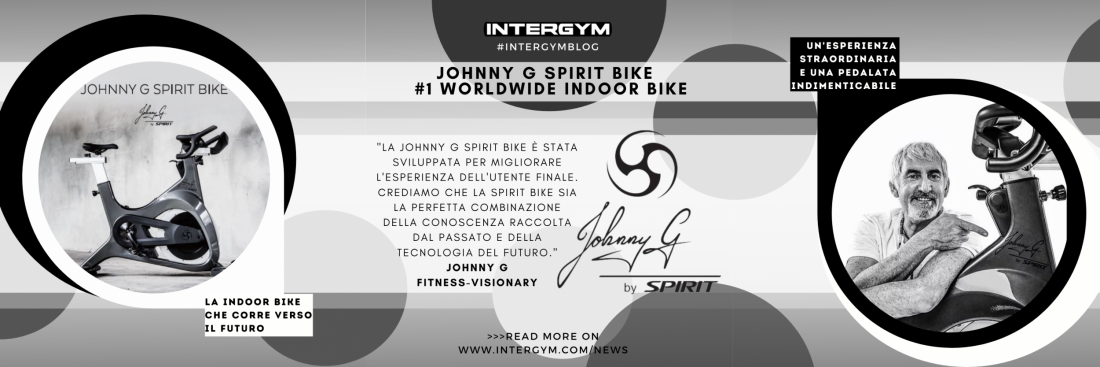 Johnny G Spirit Bike | #1 Worldwide Indoor Bike