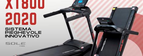 Tapis roulant XT800 2020