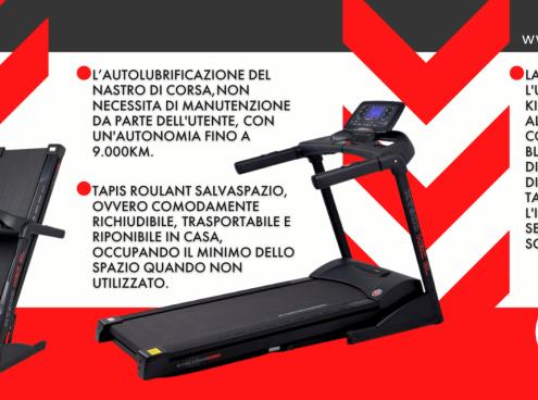 Tapis Roulant XT900 2021, your best choice!