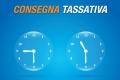 CONSEGNA TASSATIVA ( DATA IMPOSTA) € 31,00