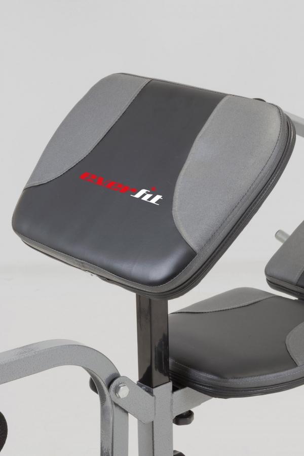 Cuscino imbottito arm curl regolabile per WBK-500