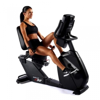 Cyclette professionale recumbent Sole Fitness USA R92 Blue Tooth