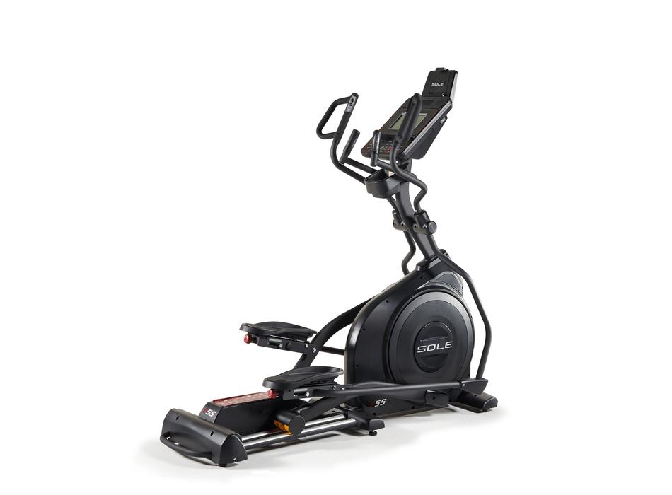 Ellittica Sole Fitness USA E55-20 Bluetooth