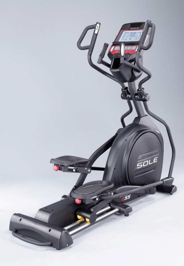 Ellittica Sole Fitness USA E55 Bluetooth