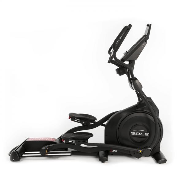 Ellittica Sole Fitness USA E95-20 Bluetooth