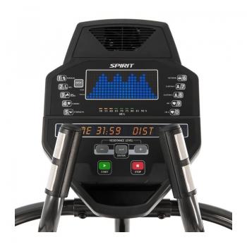 Stepper professionale CS800 Graphite Grey Spirit Fitness