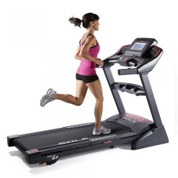 Tapis Roulant Sole Fitness F63 2016 3.0/5.0 Hp 20km/h 510x1525 / fascia cardio