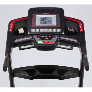 Tapis Roulant Sole Fitness F63 3.0/5.0 Hp 20km/h 510x1525 / fascia cardio