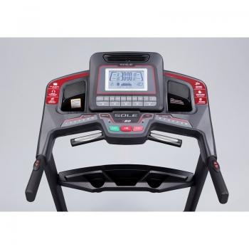 Tapis roulant Sole Fitness F80 2016 KM ZERO 3.5/6.5 Hp 20km/h 585x1525