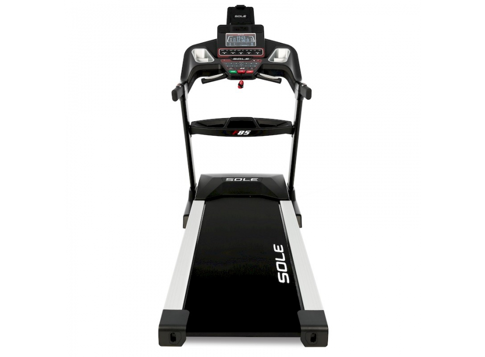 Tapis Roulant Sole Fitness F85-20 Bluetooth 4.0/7.0 Hp 22km/h 585x1525