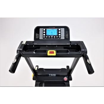 Tapis roulant TIME SUPER COMPACT 3.0/4.0 HP BlueTooth Autolubrificante Salvaspazio