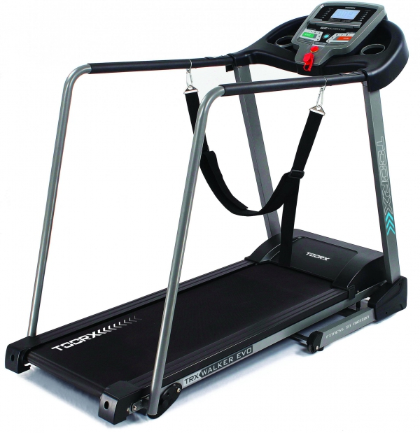 Tapis roulant TOORX TRX WALKER EVO, camminatore per fisioterapia