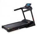 Tapis roulant XT800 2020 BlueTooth HRC 3.0/5.0 HP 20km/h 558x1400 Full Black
