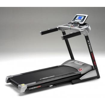 Tapis roulant XT800 BT HRC 3.0/5.0 HP 20km/h 558x1400 fascia cardio