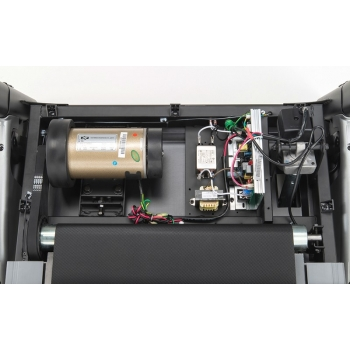 Tapis roulant XT800 HRC 3.0/5.0 HP KM ZERO 20km/h 558x1400 fascia cardio