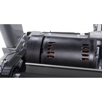 Tapisroulant professionale Spirit Fitness CT850 4,0/7,0 HP AC, 20 km/h, autolubrificante, 590x1550