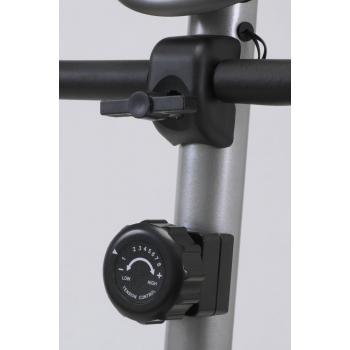TOORX BRX EASY, Bike Accesso Facilitato, volano 8Kg, computer