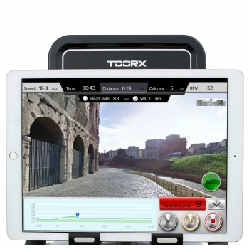 Toorx Ellittica ERX300 Chrono Line- App Ready