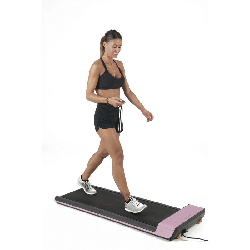 TOORX ULTRA COMPACT WALKING PAD Candy Rose