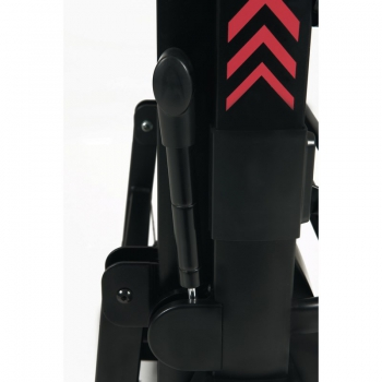 TRX-POWER COMPACT S HRC salvaspazio inclinazione elettrica fascia cardio inclusa APP Ready 2.0