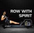 Vogatore CRW900 Fluid Rower Spirit Fitness WaterRower